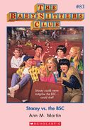 BSC 83 Stacey vs the BSC ebook cover