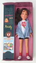 Kristy Kenner doll on card