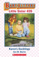 Baby-sitters Little Sister 26 Karens Ducklings ebook cover