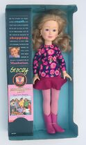 Stacey Kenner doll on card