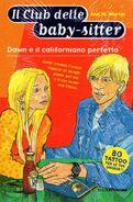 Il Club delle baby-sitter 37 Dawn californiano perfetto italian cover