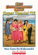 Super Special 12 Here Come the Bridesmaids ebook cover