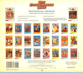 1990 calendar back cover