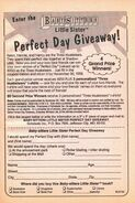 Perfect Day Giveaway bookad from BLS 31 1stpr 1992