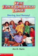 Starring Jessi Ramsey Baby-sitters Club mini book cover