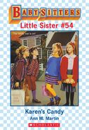 Baby-sitters Little Sister 54 Karens Candy ebook cover