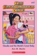 BSC 97 Claudia Worlds Cutest Baby ebook cover