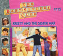 Kristy and the Sister War