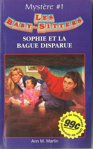 File:BSC Mystery 01 Sophie et la bague disparue french canadian cover.jpg