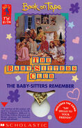 BSC SS11 Baby-sitters Remember audio Book on Tape front