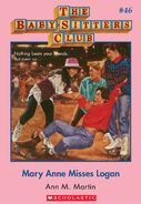 BSC 46 Mary Anne Misses Logan ebook cover