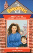 Baby-sitters Club 24 Kristy and the Mothers Day Surprise UK cover