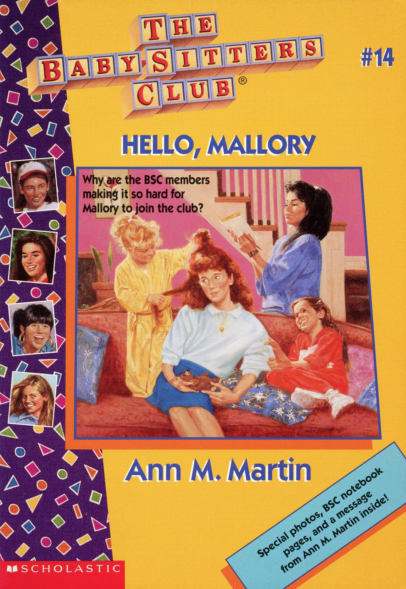 Hello, Mallory | The Baby-Sitters Club Wiki | FANDOM ...