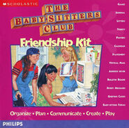 Baby-sitters Club Friendship Kit booklet front