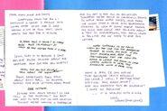Chain Letter card 11 Logan Lewis to Dawn Mary Anne
