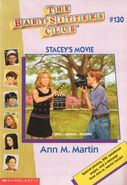 Baby-sitters Club 130 Staceys Movie cover