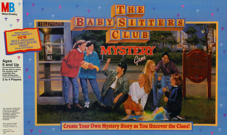 The Baby-Sitters Club Mystery Game | The Baby-Sitters Club Wiki