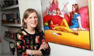 Ann M Martin in appt Kristys Great Idea photo NYtimes