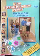 BSC 124 Stacey McGill Matchmaker pack with keychain