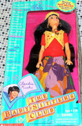 Claudia 1998 Kenner doll box front