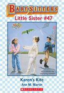 Baby-sitters Little Sister 47 Karens Kite ebook cover