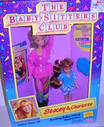 Stacey Charlotte 1991 Remco dolls box front