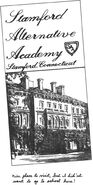 Stamford Alternative Academy brochure