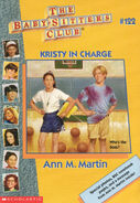 Baby-sitters Club 122 Kristy in Charge cover