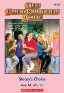 BSC 58 Staceys Choice ebook cover