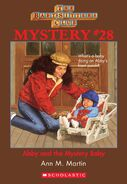 BSC Mystery 28 Abby Mystery Baby ebook cover
