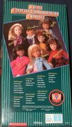 Claudia 1993 Kenner doll box back