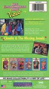 6 Claudia Missing Jewels BSC VHS back original