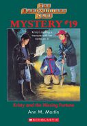 BSC Mystery 19 Kristy Missing Fortune ebook cover