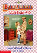 Baby-sitters Little Sister 10 Karens Grandmothers cover