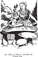 Alice in Wonderland Central Park SS6