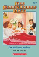 BSC 69 Get Well Soon Mallory ebook cover