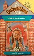 Babysitters Club 50 Dawns Big Date UK cover