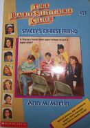 BSC - Stacey's Ex-Best Friend 1996 reprint cover