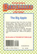 Baby-sitters Little Sister 44 Karens Big Weekend back cover