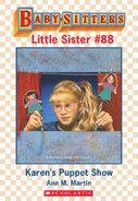 Baby-sitters Little Sister 88 Karens Puppet Show ebook cover
