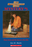 BSC Mystery 5 Mary Anne Secret in the Attic ebook cover