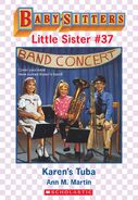 Baby-sitters Little Sister 37 Karens Tuba ebook cover