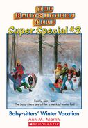 Super Special 03 Baby-Sitters Winter Vacation ebook cover