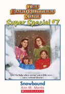 Super Special 7 Snowbound ebook cover