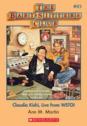 BSC 85 Claudia Kishi Live from WSTO ebook cover