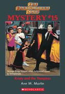 BSC Mystery 15 Kristy and the Vampires ebook cover