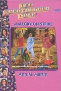 BSC - Mallory on Strike 1996 reprint cover