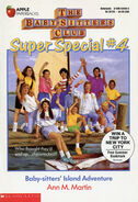 Baby-sitters Club Super Special 4 Island Adventure cover
