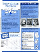 BSCC Collectors Club newsletter Vol 1 No 1 back