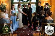 Elizabeth and Watsons wedding Netflix